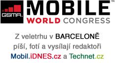 Mobile Word Congress - z veletrhu v Barceloně píší, fotí a vysílají redaktoři Mobil.iDNES.cz a Technet.cz