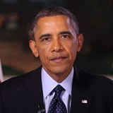 Prezident USA Barack Obama.