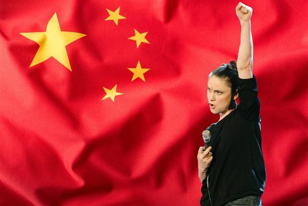 Lenka Dusilová v Číně narazila na výhodný byznys. O co přesně kráčí?
