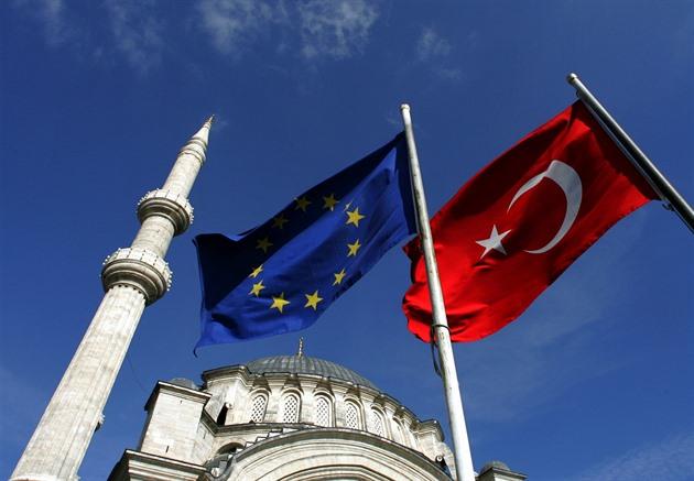 Výsledek obrázku pro Turecko a EU