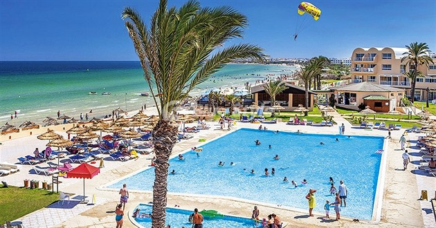 Magic Hotel Skanes Family Resort & Aquapark / Tunis