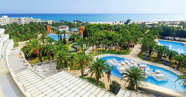 Magic hotel Holiday Village Manar & Aquapark / Tunis