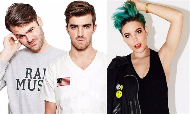 The Chainsmokers feat. Halsey