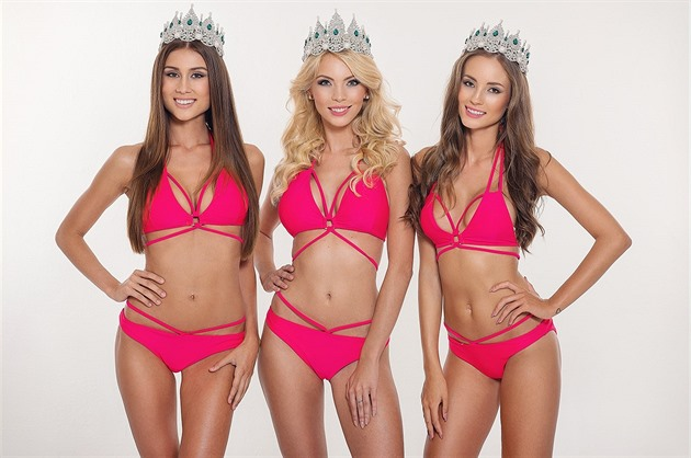 VÍT�ZKY MISS FACE 2015