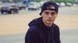 Martin Garrix a Brooks