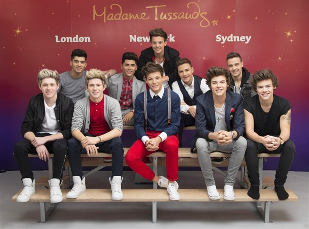 One Direction / Madame Tussauds