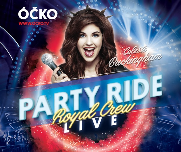 PARTY RIDE s Celeste Buckingham
