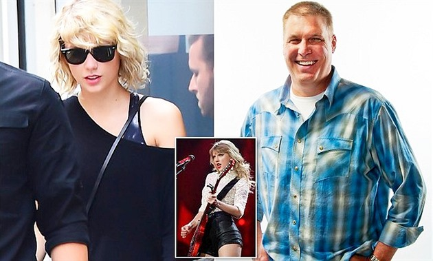 Taylor Swift / DJ David Mueller
