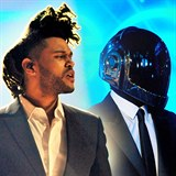 The Weeknd a Daft Punk