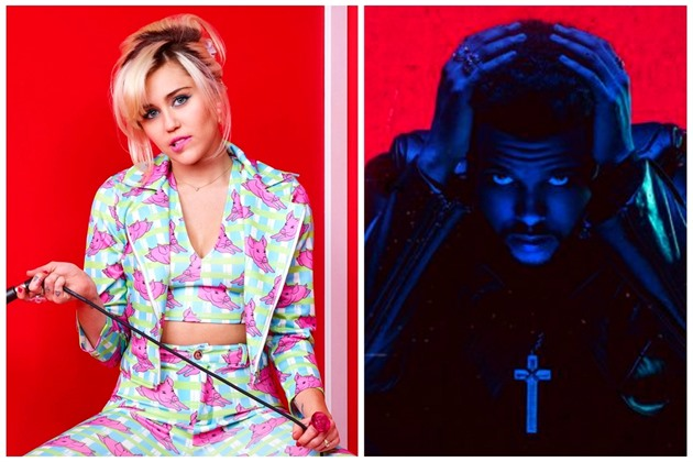 Miley Cyrus / The Weeknd