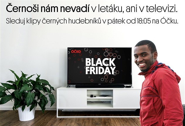 Black Friday na Óčku!