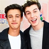 Cameron Dallas a Shawn Mendes