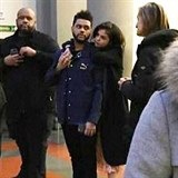 The Weeknd a Selena Gomez