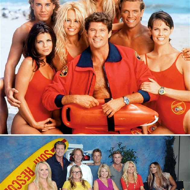 Baywatch 1989 vs 2013