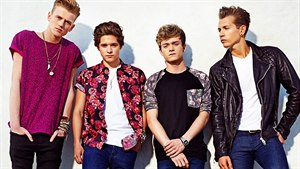 The Vamps feat. Martin Jensen
