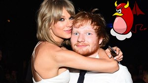 Taylor Swift a Ed Sheeran
