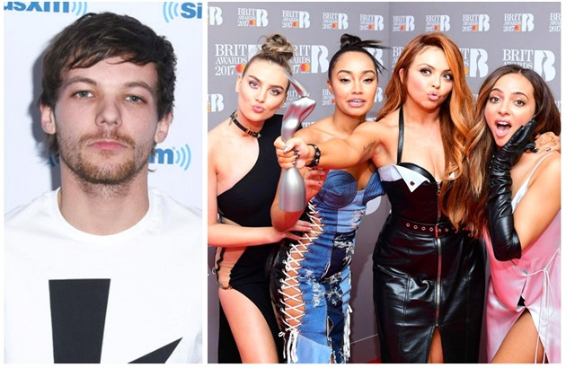 Louis Tomlinson / Little Mix