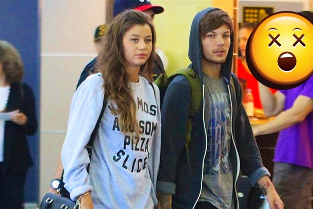 Eleanor Calder a Louis Tomlinson