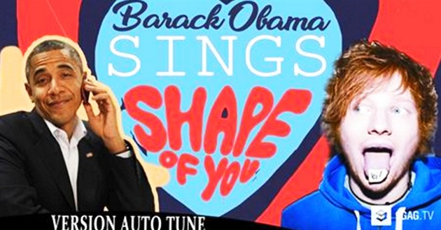 Barack Obama / Ed Sheeran
