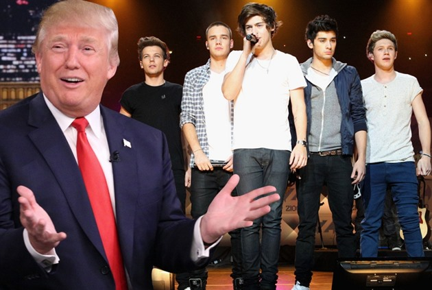Donald Trump / One Direction