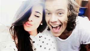 Camila Cabello a Harry Styles