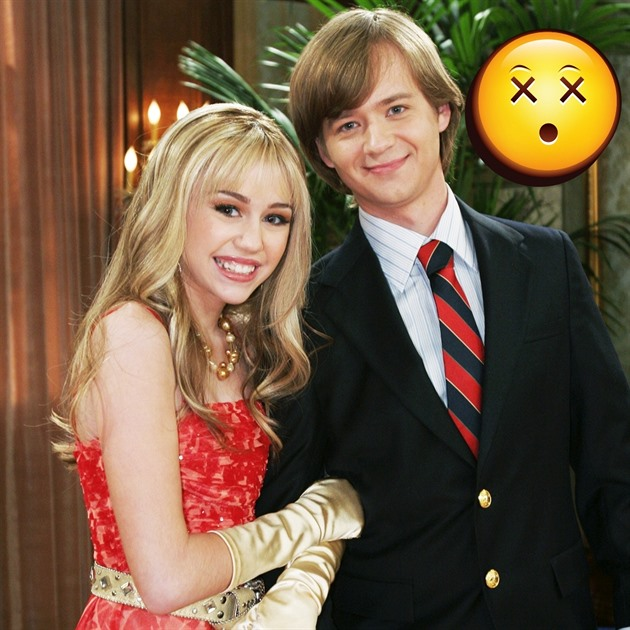 Miley Cyrus a Jason Earles