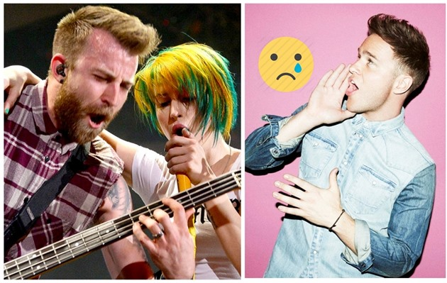 Paramore / Olly Murs