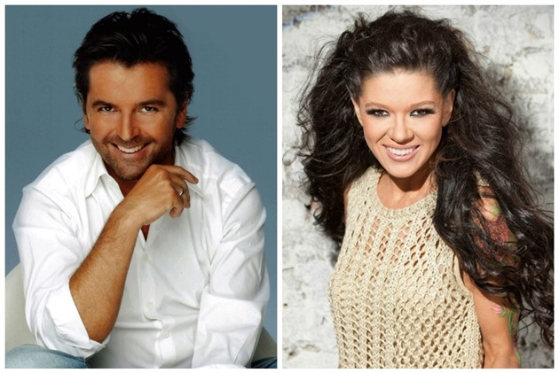 Thomas Anders (Modern Talking) / Ruslana