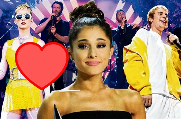 Ariana Grande / ONE LOVE MANCHESTER