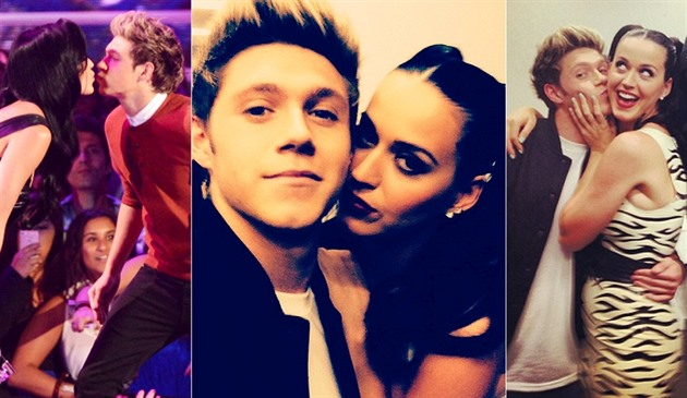 Katy Perry a Niall Horan