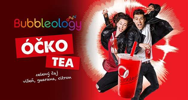 ÓČKO TEA od Bubbleology