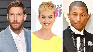 Calvin Harris feat. Pharrell Williams a Katy Perry a Big Sean