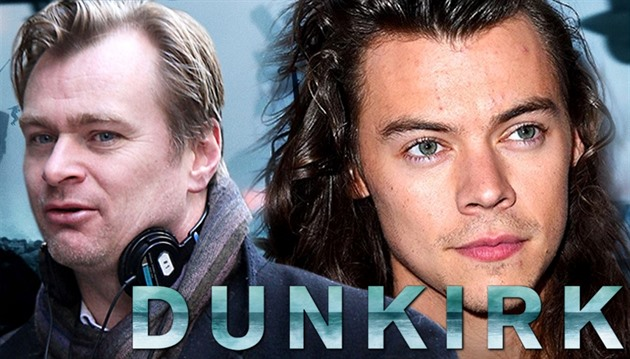 Christopher Nolan / Harry Styles