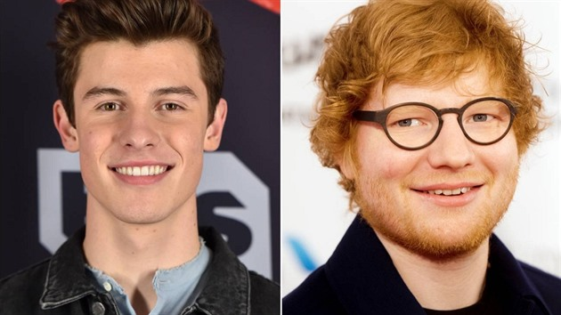 Shawn Mendes / Ed Sheeran