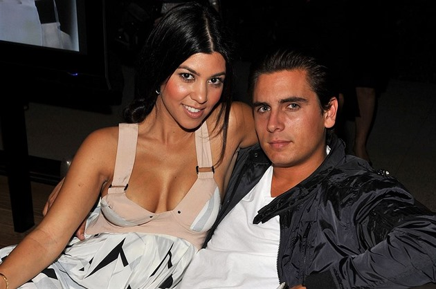 Kourtney a Scoot.