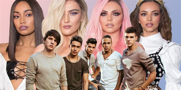 Little Mix / CNCO