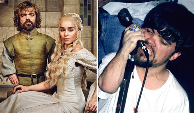 Tyrion a Daenerys / Peter Dinklage