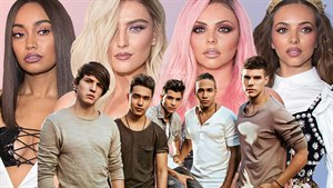 CNCO feat. Little Mix