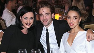 Robert Pattinson, FKA Twigs a Katy Perry
