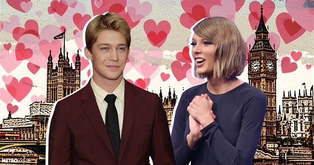Taylor Swift a Joe Alwyn
