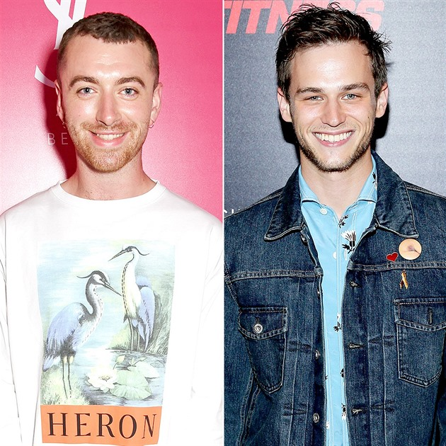 Brandon Flynn a Sam Smith