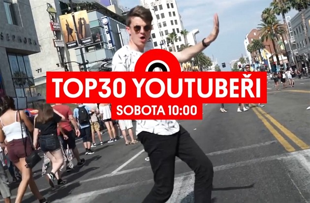 TOP 30: YOUTUBEŘI (Kovy)
