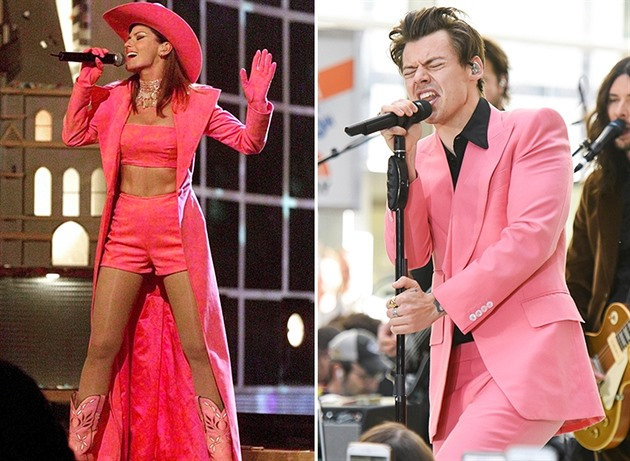 Shania Twain / Harry Styles