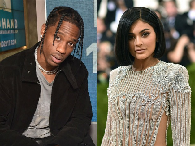 Kylie Jenner a Travis Scoot