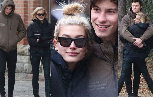 Hailey Baldwin a Shawn Mendes