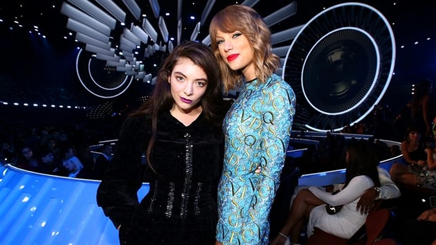 Lorde a Taylor Swift