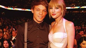 Louis Tomlinson a Taylor Swift