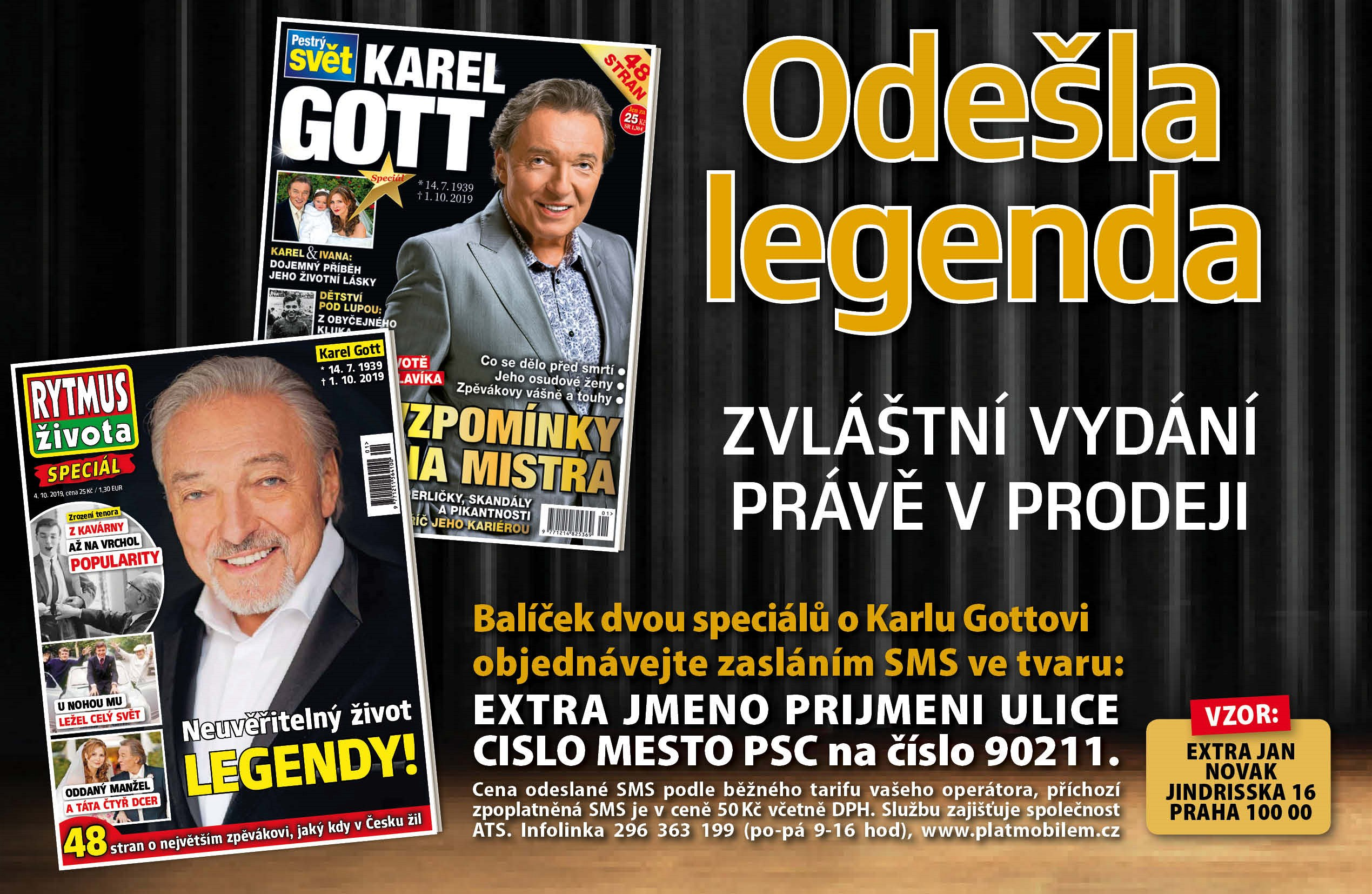 Karel Gott in specific