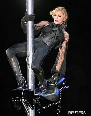 Madonna - Confessions Tour, Los Angeles