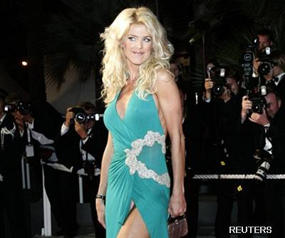 Cannes 2006 - Victoria Silvstedt